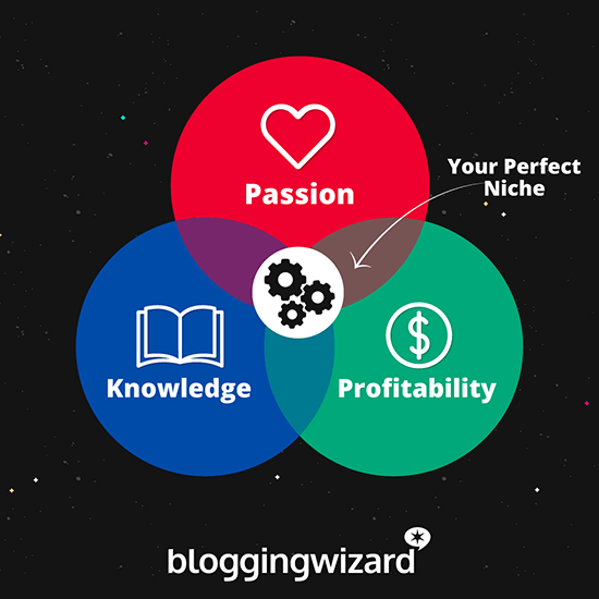 Finding a perfect niche for blog